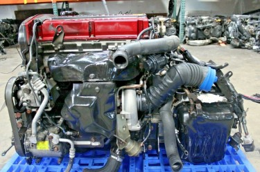 JDM MITSUBISHI EVO 7 CT9A 4G63 TURBO 2.0L ENGINE