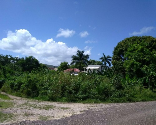 Coral Gardens Residential Lot - Approx. 888sq.m