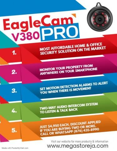 EagleCam V380 Pro