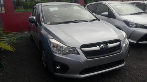 2014 Subaru Imprezza