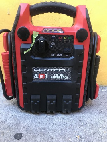 Power/Battery Pack  Plus More