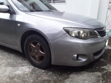 2008 Subaru Impreza 15S
