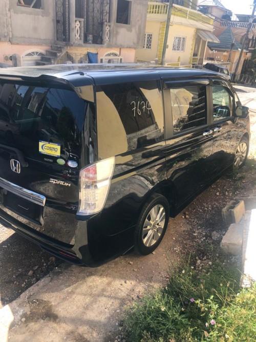Honda Step Wagon New Import