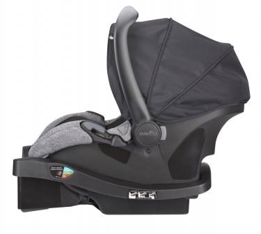 Evenflo Carseat & 1pk(20)newborn Or Size1pamper