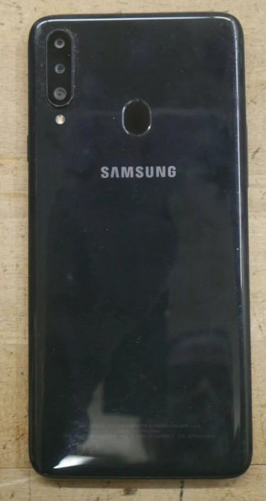 Samsung A20s Dual Sim Small Hairline Crack