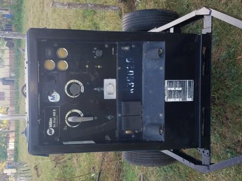 Miller 400 Amps Welder