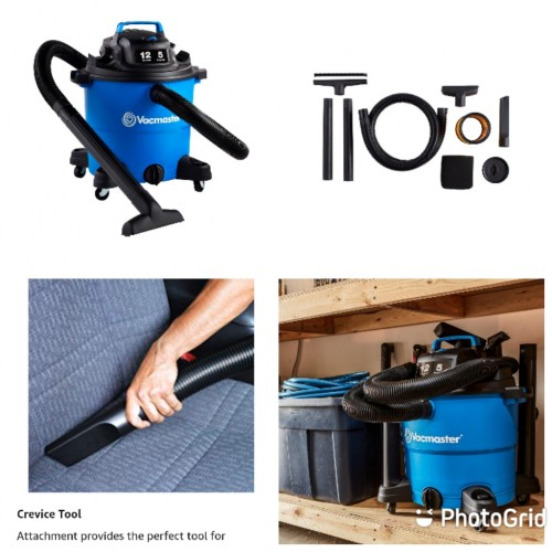 Steam Cleaner, Vacuum, Power Wash, Generator