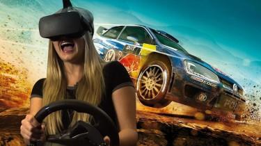 Oculus Quest 3d Games