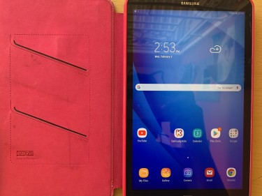 Mint Condition Samsung Galaxy Tab A 10.1