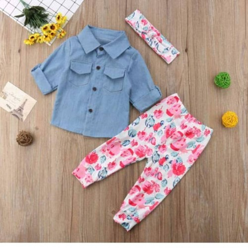Baby Girl Outfit, Price Includes Delivery