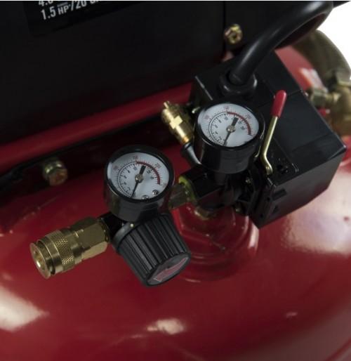 20-Gallon Portable Air Compressor