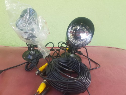 2 Camera With Nigh Vision