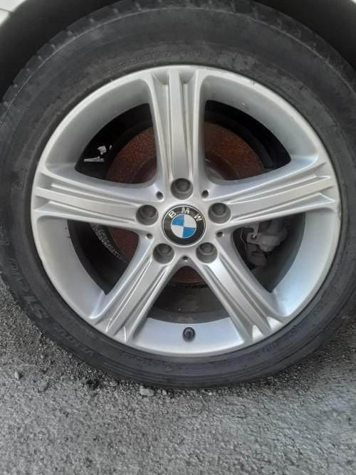BMW Alluminum Mag. Rims 17 With 225 50 RF17