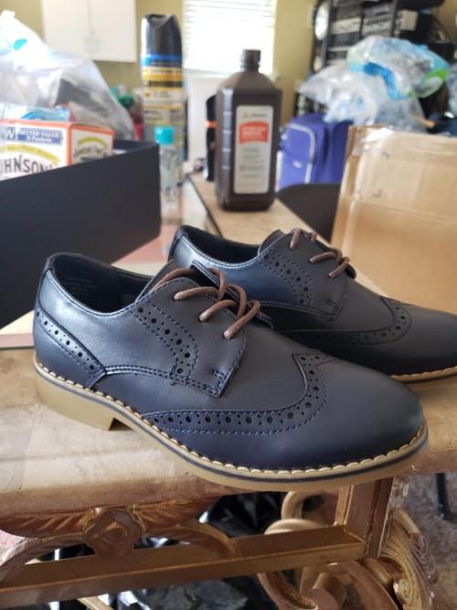 Aldo Size 1,boys Shoe