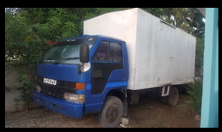 Isuzu Truck