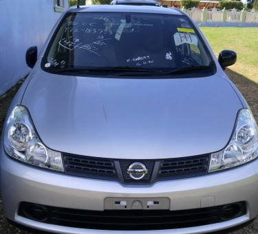 2015 Nissan Wingroad NEWLY IMPORTED