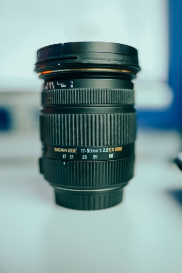 Sigma 17-50mm F/2.8 EX DC OS HSM ( For Canon)