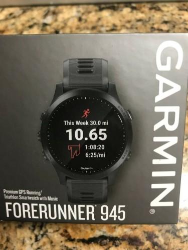 Brand New Garmin Forerunner 945 GPS Running Watch