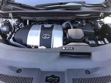 2020 LEXUS RX 350 (Silver) URGENT SALES