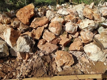 Retaining Wall Or Gate Column Stone For Sale