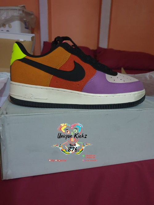 Nike Airforce 1 Multicolor