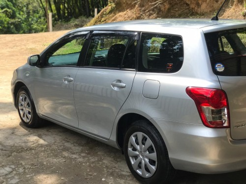 2011 Toyota Fielder Just Imported For Sale
