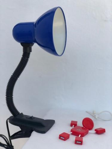 Adjustable Desk Lamp & Multiple USB Port