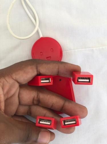 Multiple USB Port