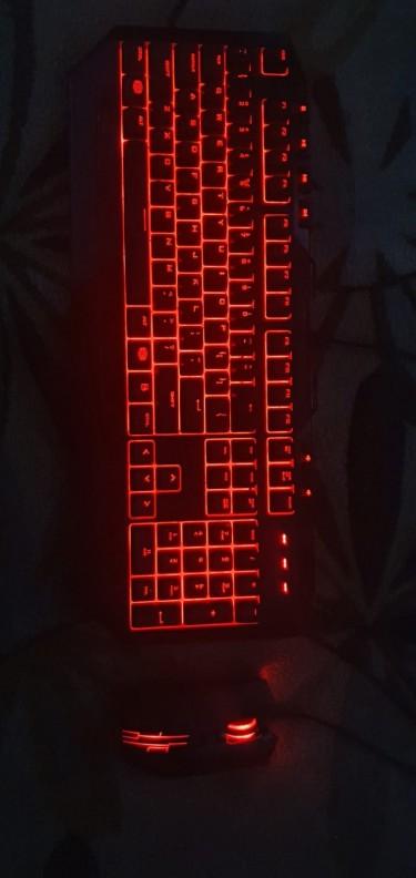 PCs,gaming Keyboard & Mouse