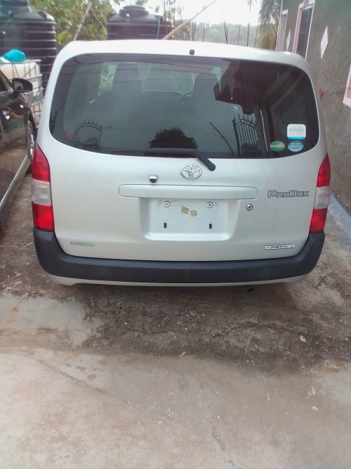2015 Toyota Probox Just Imported For Sale