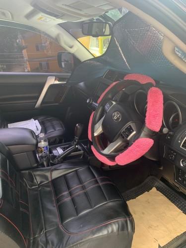 2015 Toyota Land Cruiser Prado