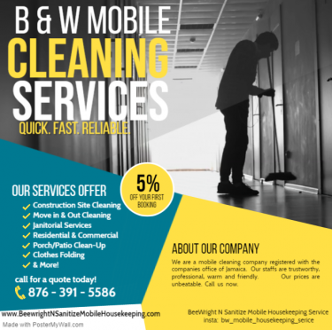 Cleaning Service - Maid Service