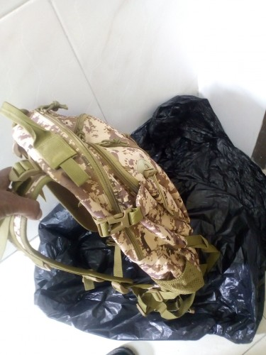Tactical Military Style Bag Pack