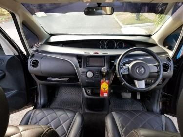 Mazda Biante,keyless Entry, I-stop