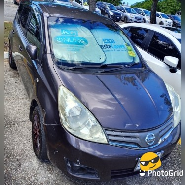 2008 Nissan Note Lady Driven, Price Negotiable