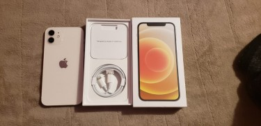 Brand New In Box IPhone 12 Software Unlocked