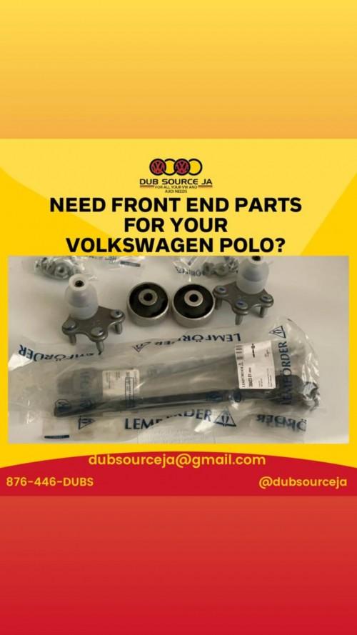 Volkswagen Polo Parts