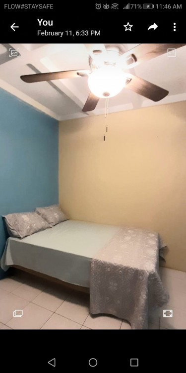1 Bedroom Shared Bathroom And Kitchen