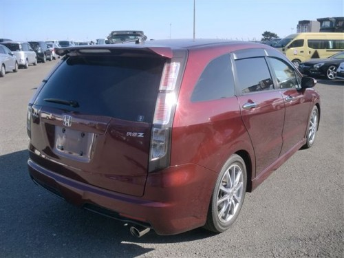 Honda Stream 2013 Newly Imported