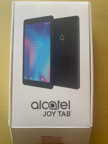 "2019 Open Box 8"" Alcatel JOY TAB 32GB Storage"
