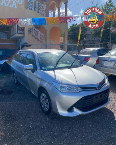 2015 Hybrid Fielder Newly Imported Cars Diamond Plaza
