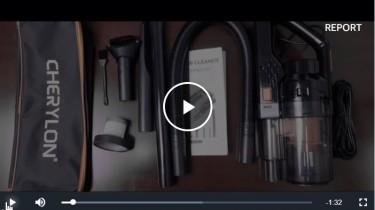 Car Vacuum, CHERYLON Portable Car Vacuum Cleaner