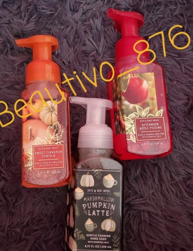 Bath And Body Works Handsoap
