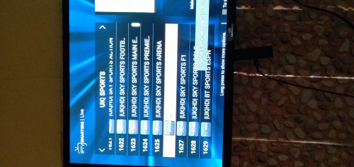 Iptv Service 1 Year Subscription 4 First Stick Elc