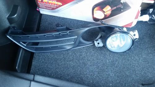 DLAA Nissan Sylphy 2012 & Sentra 2013 Fog Light