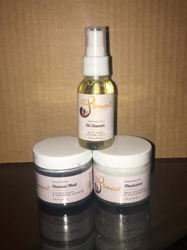 Natural Hairstyles Cosmetics Skincare Products