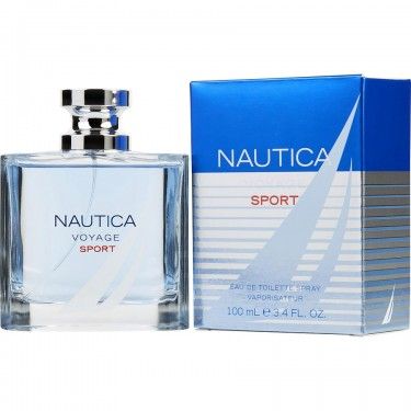 NAUTICA VOYAGE SPORT 3.4 FL. OZ.