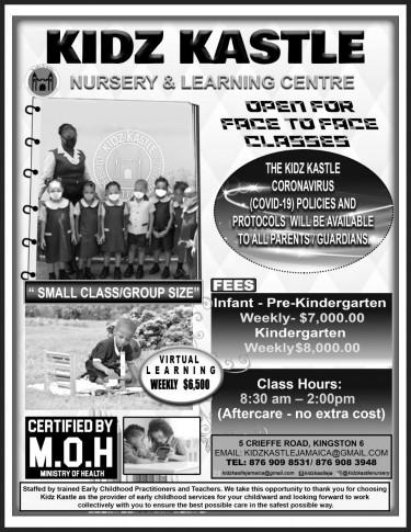 Kidz Kastle Nursery & Learning Centre