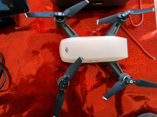 Flying Drone 2019 Model With Charger Remote New60k