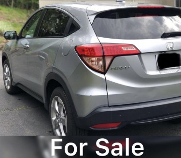 Honda HR-V - EX Never Driven In Jamaica LHD Cars New Kingston